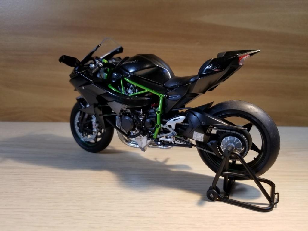 Tamiya Kawasaki Ninja H2R 20200934