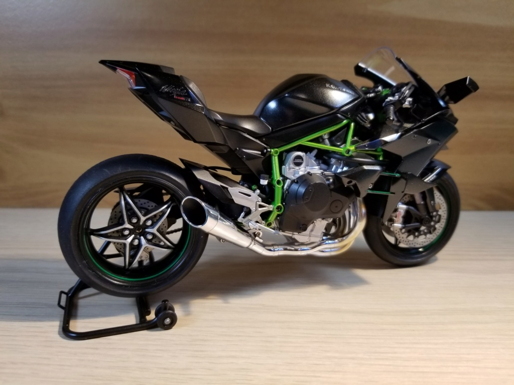 Tamiya Kawasaki Ninja H2R 20200935