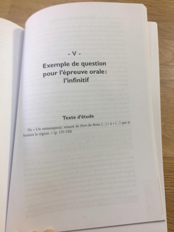 Agreg interne LM 2020 : entraînement en grammaire - Page 7 60822816