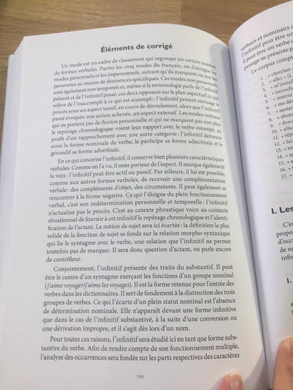 Agreg interne LM 2020 : entraînement en grammaire - Page 8 60822819
