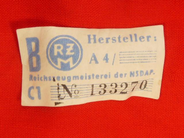 Identification brassard NSDAP Photo-12