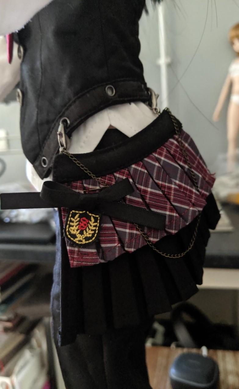 [ventes] ajout uniforme Volks Boy, Trench-et autres, FDP INC Thumbn37