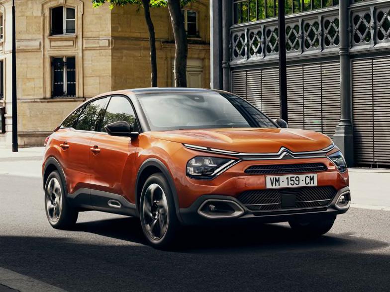 Nouvelle Citroën ë-C4 Shine  5a87e510