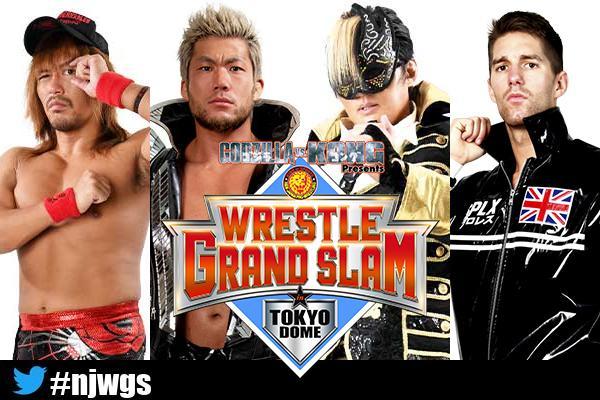 ParionsCatch - Saison 1 - NJPW Wrestle Grand Slam (25/07/2021) 0725_011