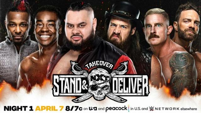 NXT TakeOver : Stand & Deliver des 07 et 08/04/2021 20210321