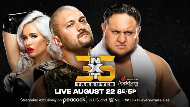 ParionsCatch - Saison 1 - NXT TakeOver 36 (22/08/2021) 20210819