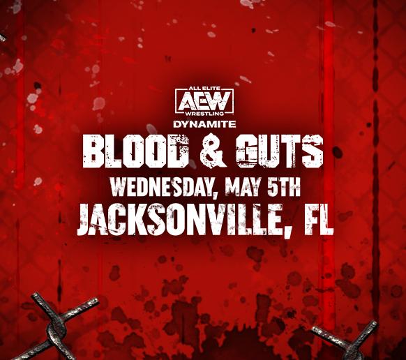 [Résultats] AEW Dynamite Blood & Guts du 05/05/2021 582x5110