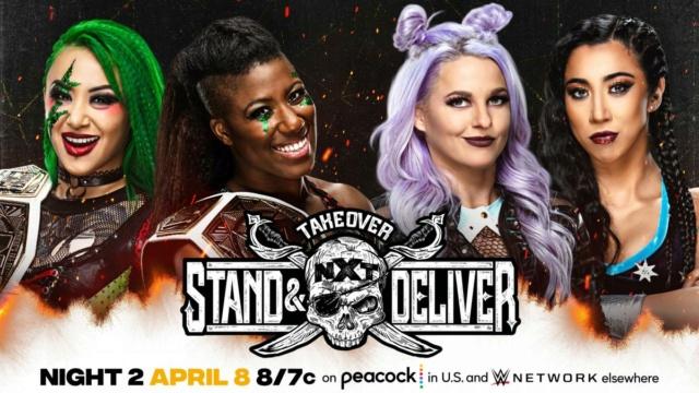 NXT TakeOver : Stand & Deliver des 07 et 08/04/2021 Nxttak11