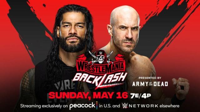 WWE WrestleMania Backlash du 16/05/2021 Wmback16