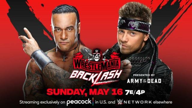 WWE WrestleMania Backlash du 16/05/2021 Wmback18