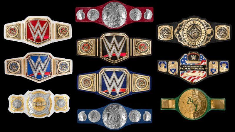 WWE : Le problème des ceintures [Chronique] Wwe-ti11