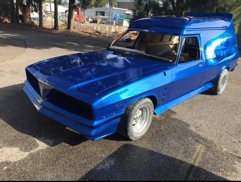 How Many Different TransAm Fronts were there on Aussie Vans/Cars? - Page 4 14948210