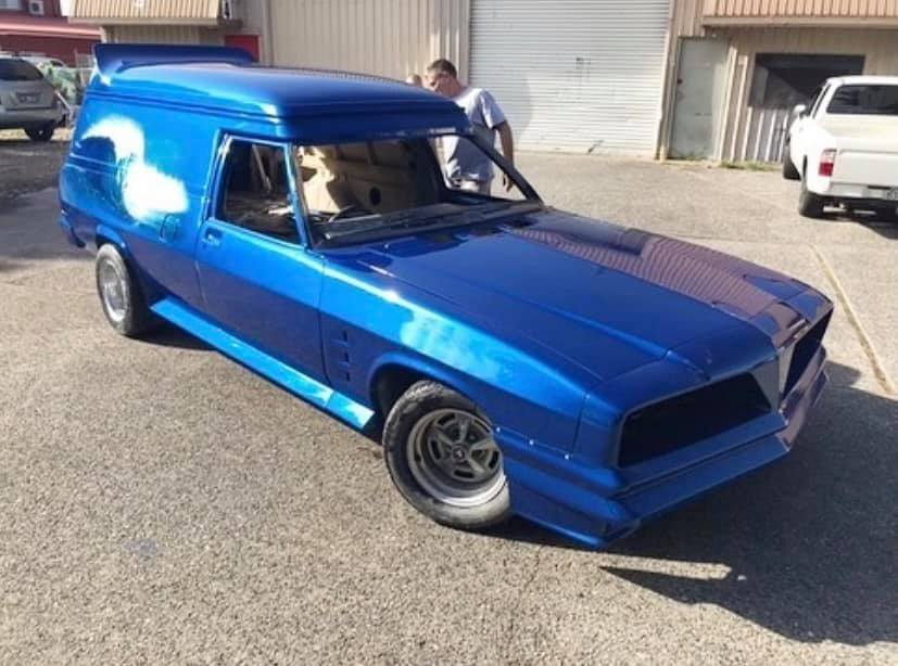 How Many Different TransAm Fronts were there on Aussie Vans/Cars? - Page 4 15096810