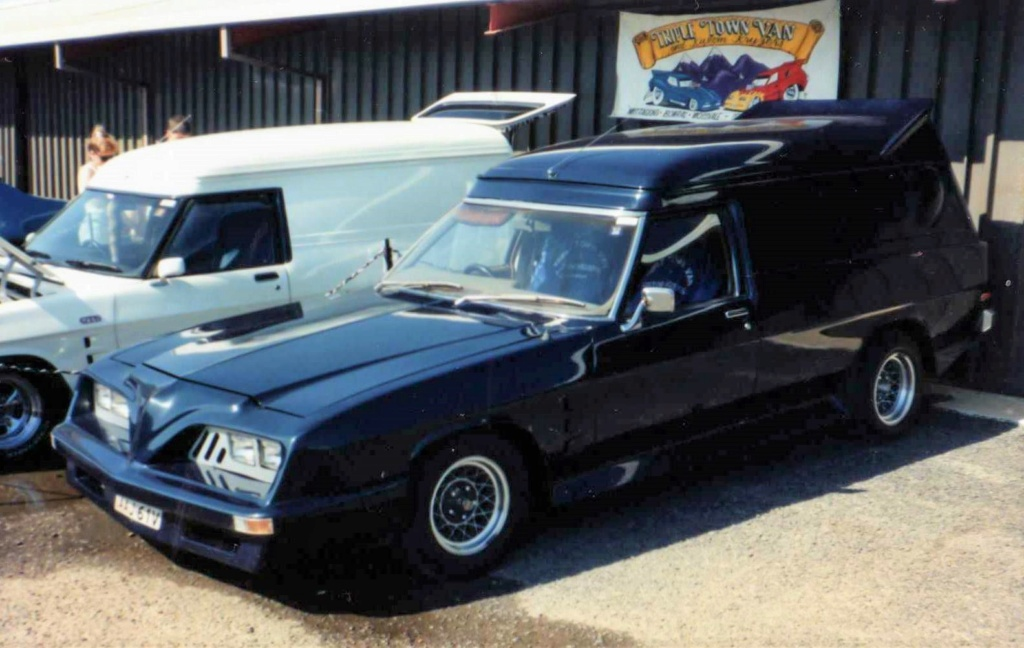 How Many Different TransAm Fronts were there on Aussie Vans/Cars? - Page 4 18537310