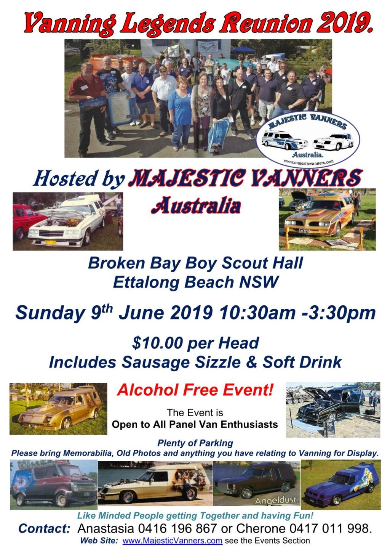 2019 Vanning Legends Reunion - Sunday 9th June 2019. 2019_l12