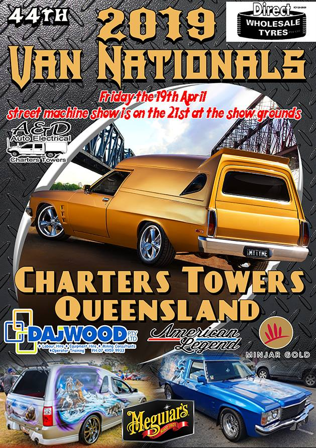 2019 Van Nats #44, Charters Towers 19th-22nd April 45093810