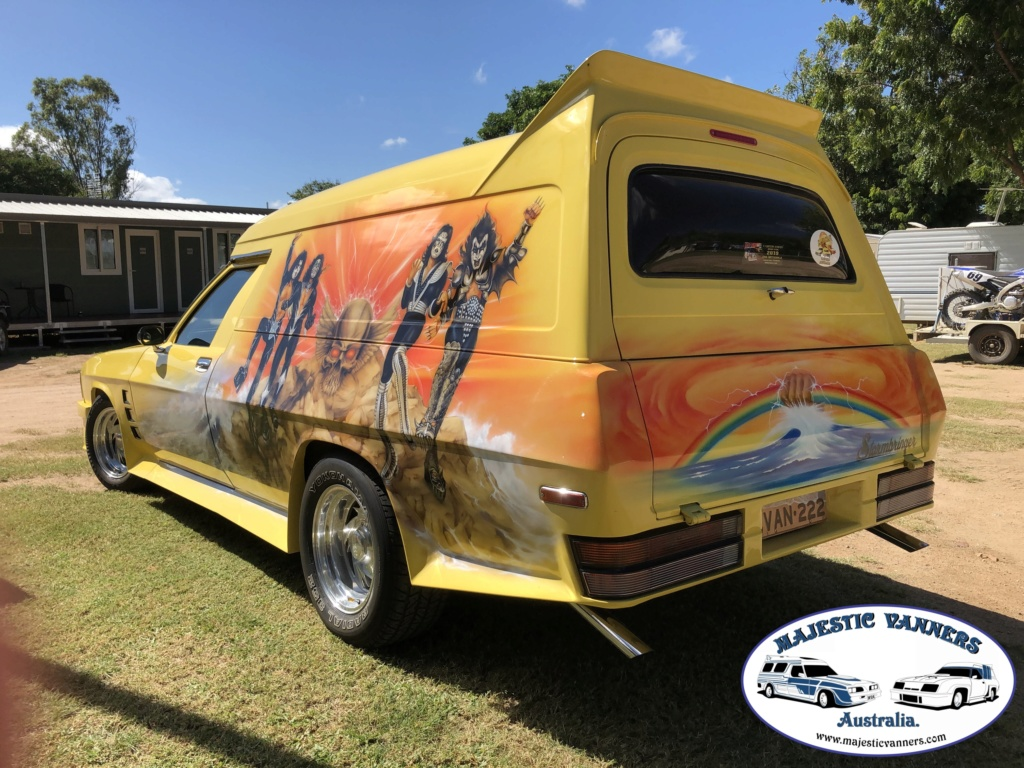 2019 Van Nats #44, Charters Towers 19th-22nd April. Results & Photos. Img_1720