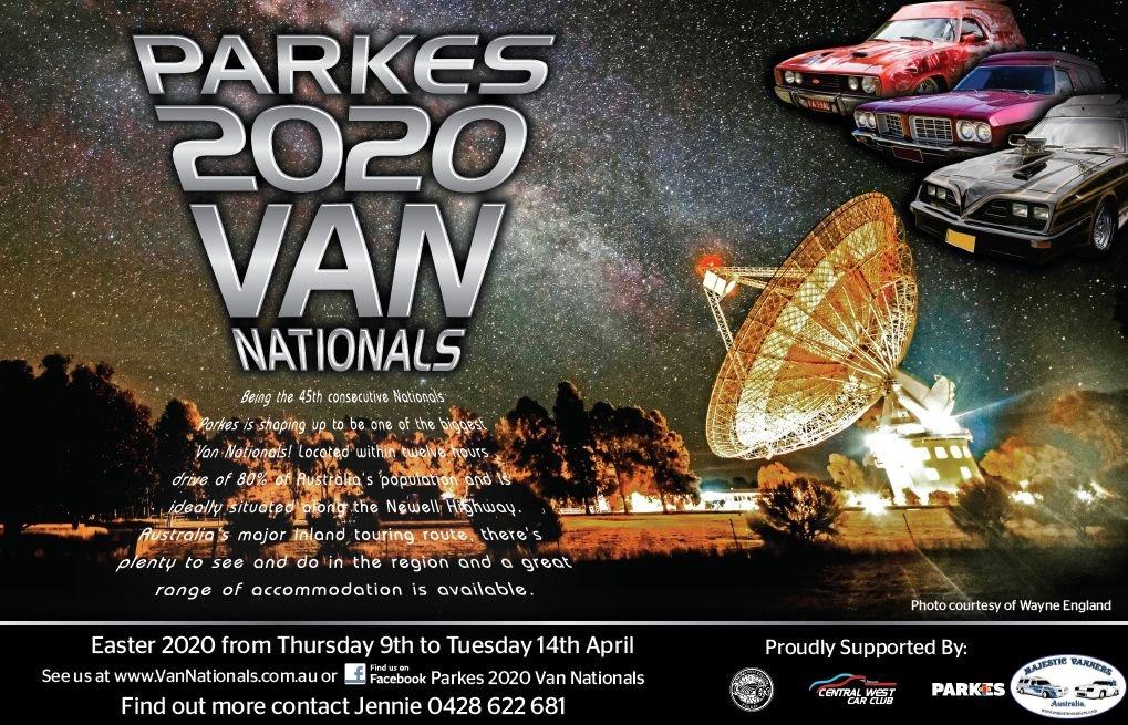 45th Van Nats - Parkes 2020 Parkes10