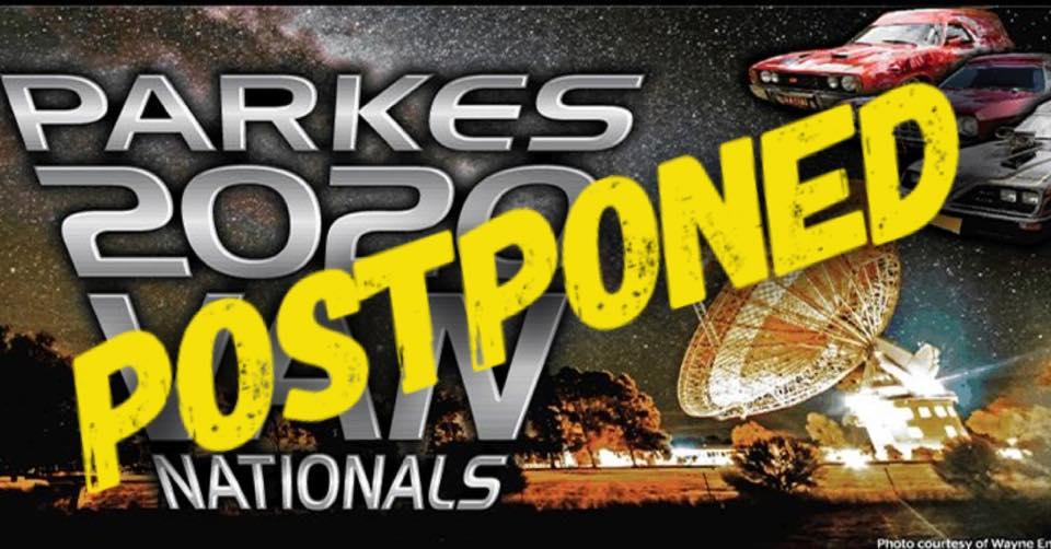 45th Van Nats - Parkes 2020 Postpo10