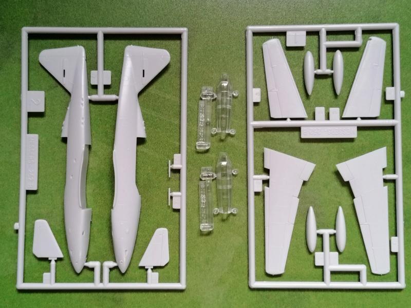 MESSERSCHMITT Me 262 Bla/UI 1/72ème Réf 80233 Me_26215