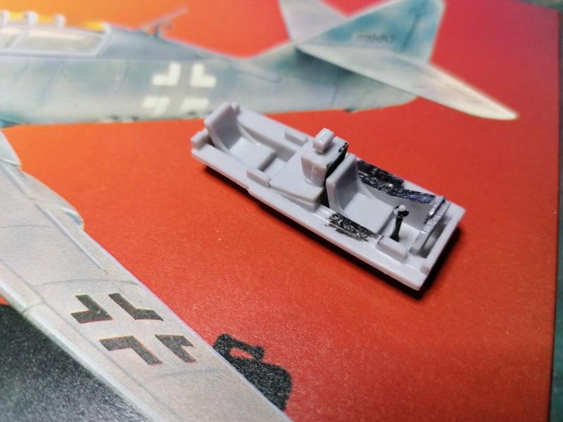 MESSERSCHMITT Me 262 Bla/UI 1/72ème Réf 80233 Me_26218
