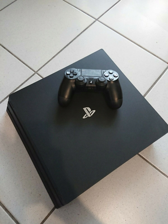[VDS] PlayStation 4 Pro PAL 1To S-l16012