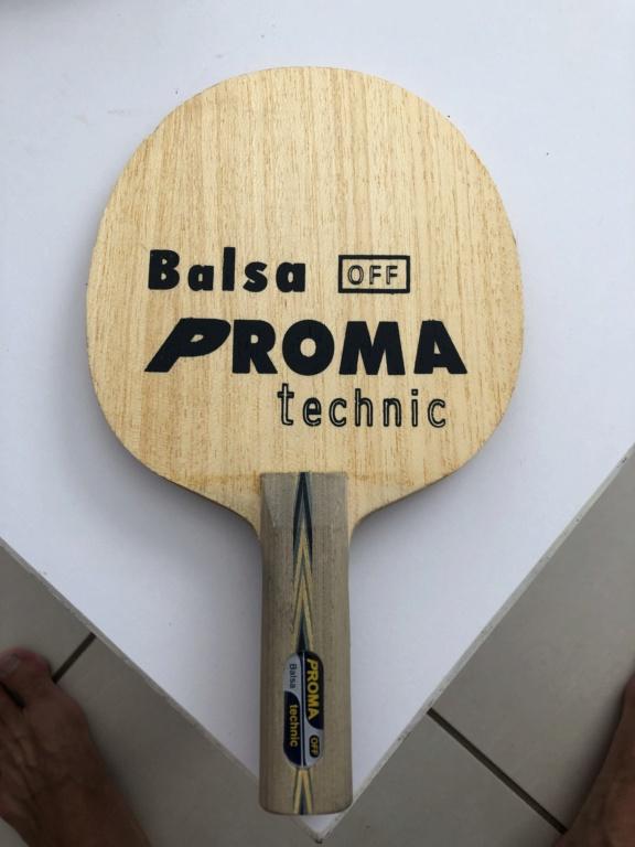 Vend bois Proma balsa technic off Proma11