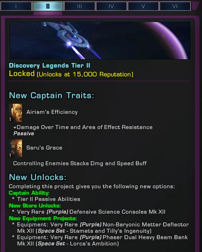 [PC] Réputation : Discovery Legends Dl210