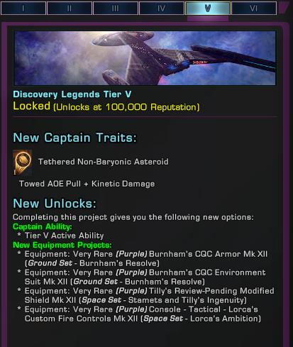 [PC] Réputation : Discovery Legends Dl510