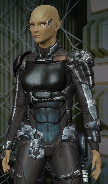 Rom Alien - Queen Borg Romali11