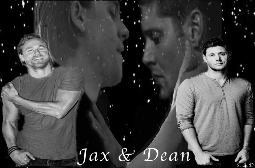 Dean - SOA/Supernatural - Inexplicable attraction - Jax/Dean - PG - 13 Jaxdea16