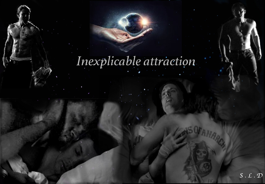 Dean - SOA/Supernatural - Inexplicable attraction - Jax/Dean - PG - 13 Jaxdea19