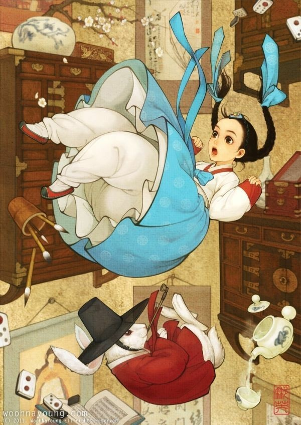"""L'univers """"Alice au pays des merveilles"""" de marrainefée et des Dollleuses. changement du titre le 20/11/18 - Page 4 Alice10"""