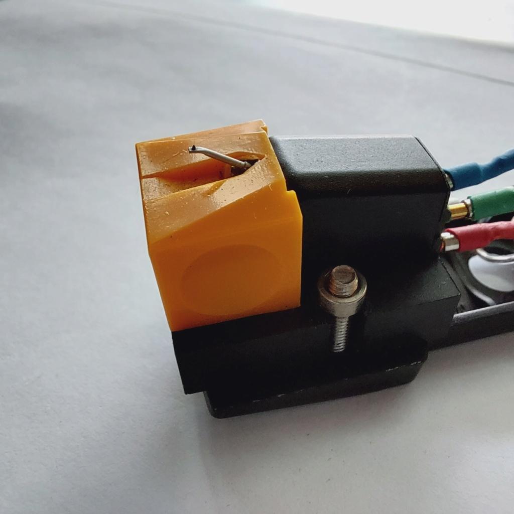 Nagaoka MP110 mm cartridge SOLD  20210219