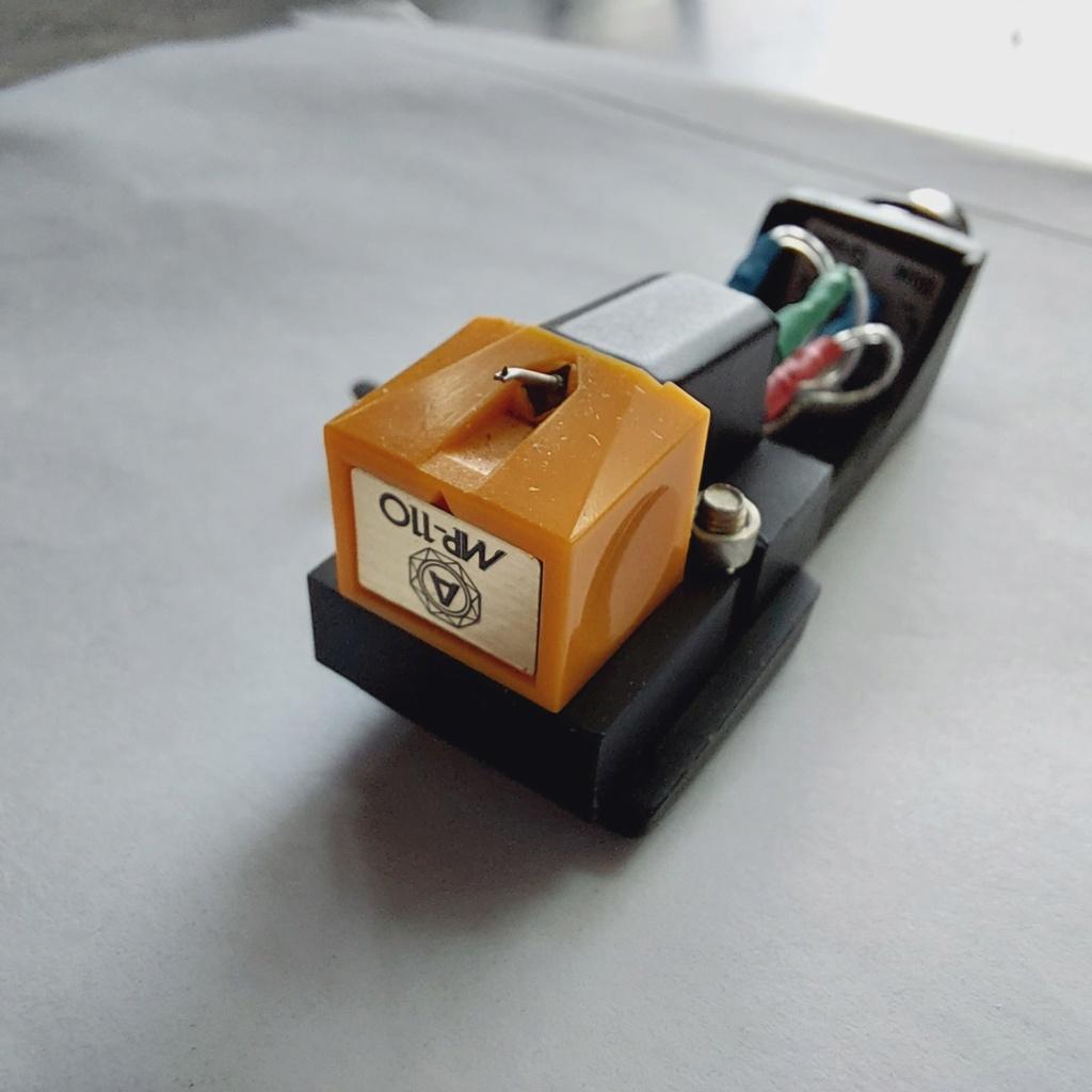 Nagaoka MP110 mm cartridge SOLD  20210223
