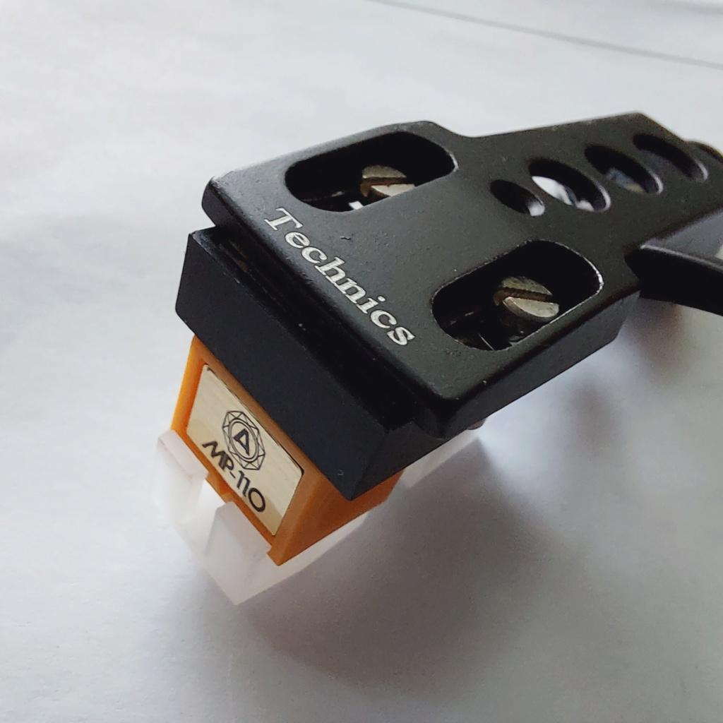 Nagaoka MP110 mm cartridge SOLD  20210224