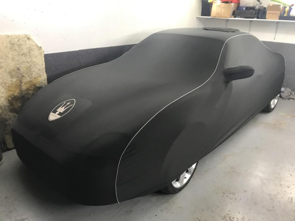 Housse pour vos Maserati - dustcover 03ec9b10