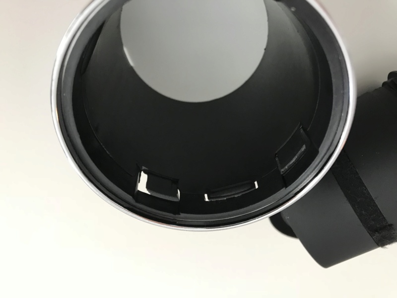 Démontage lèves vitres et grille d'aération Gransport F2a28310
