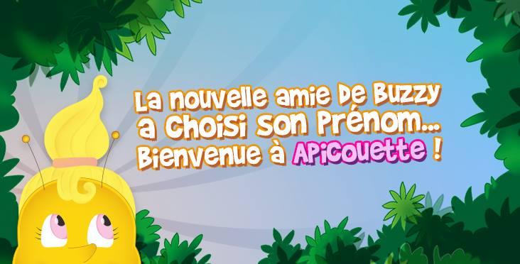 """""""Apicouette"""" rejoint la grande famille du Parc du Bocasse ! 210"""