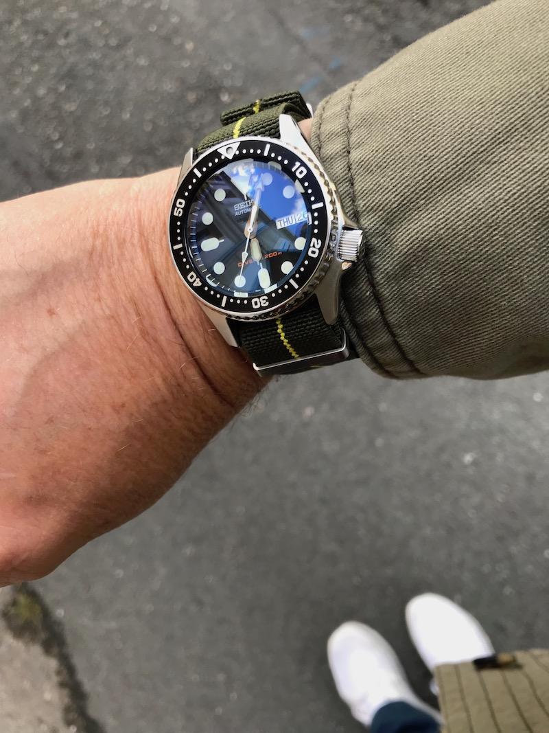 La montre du vendredi, le TGIF watch! - Page 2 Img_0926