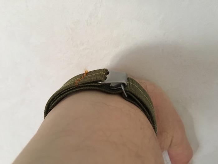 Bracelet parachute pour ma Turtle. Img_2216