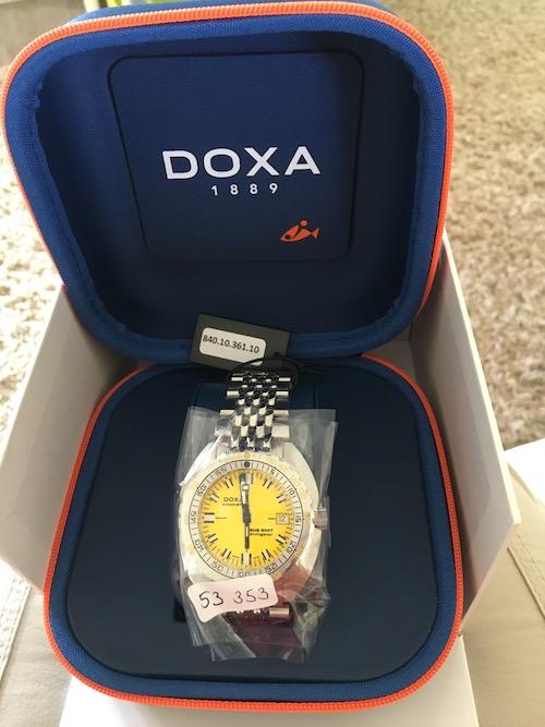 DOXA 300T Divingstar Img_2537