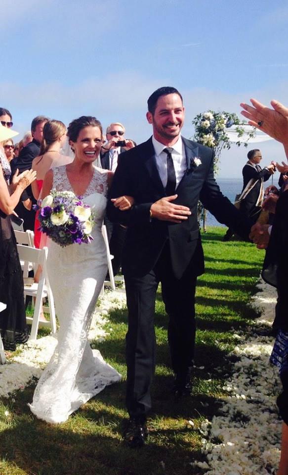 Свадебные фото актеров из Молодых и Дерзких. 10933810