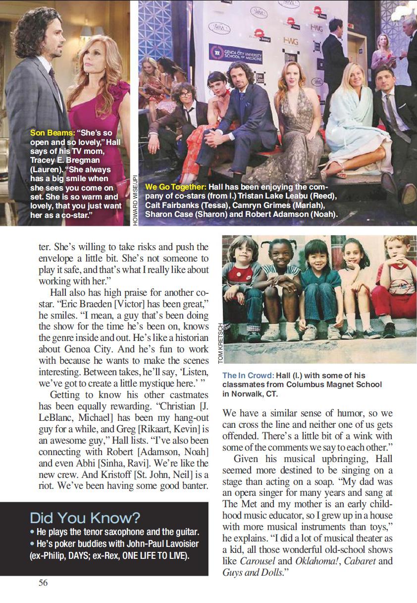 Сканы и статьи из журналов - Страница 7 24jul114