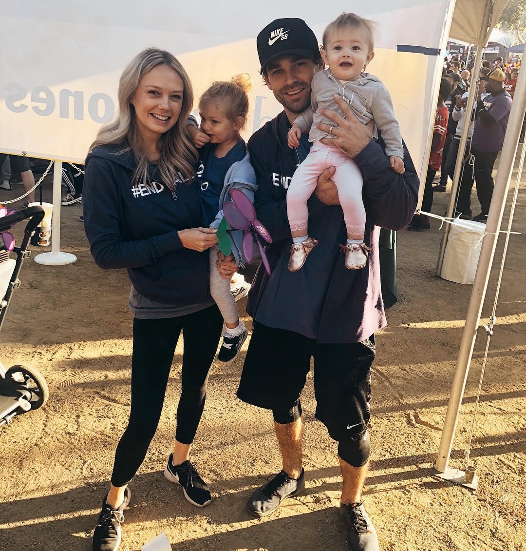 Молодые и Дерзкие на 2018 Walk to End Alzheimer's 44296610