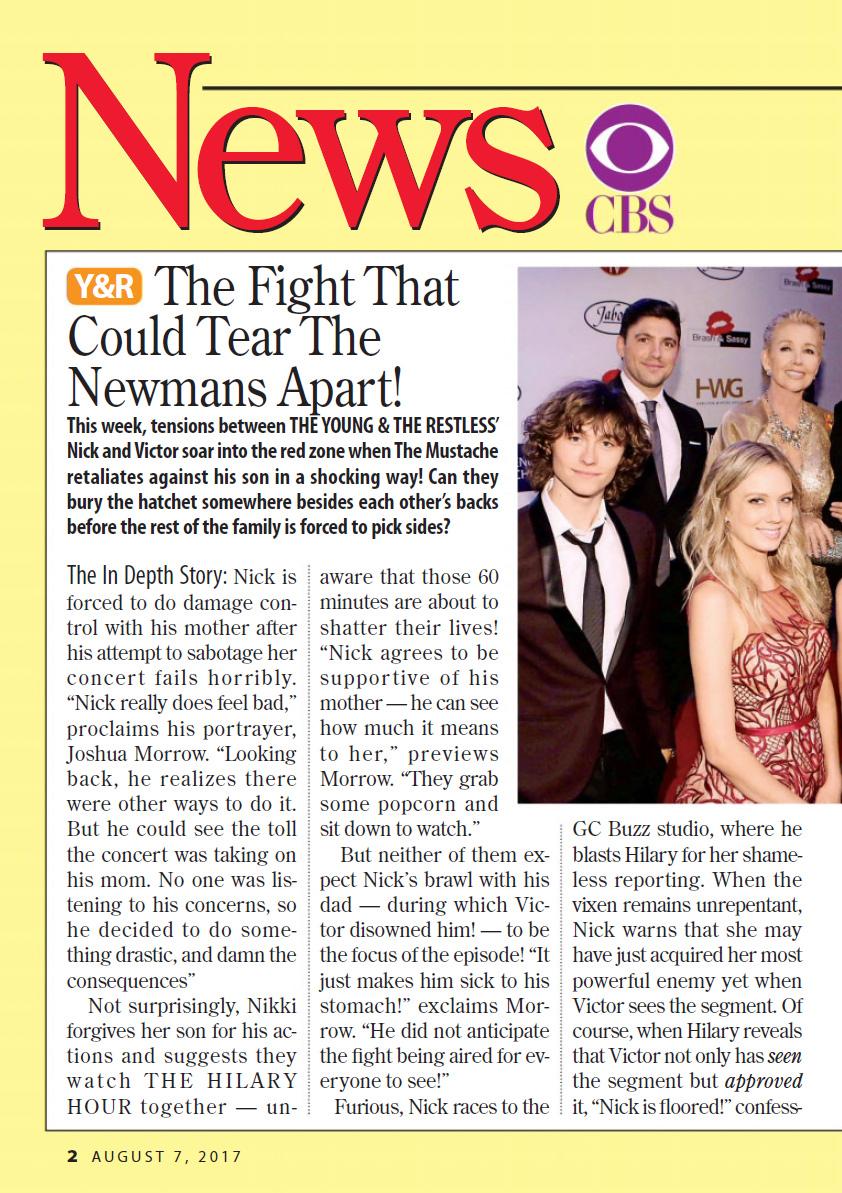 Сканы и статьи из журналов - Страница 7 Aug72011