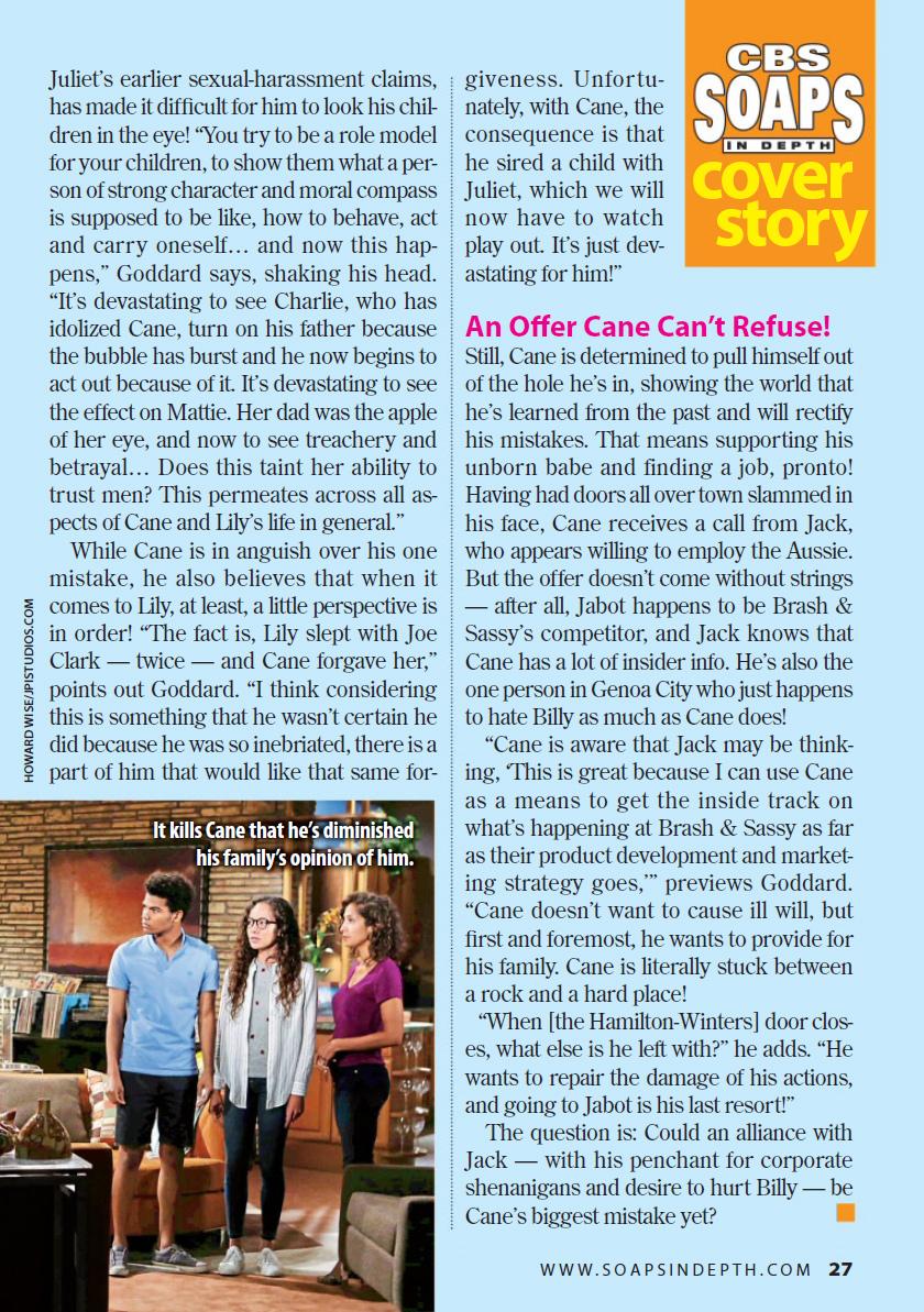 Сканы и статьи из журналов - Страница 8 Aug72021