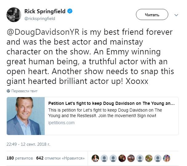 Реакция звезд на увольнение Дага Дэвидсона! Rs_tw10