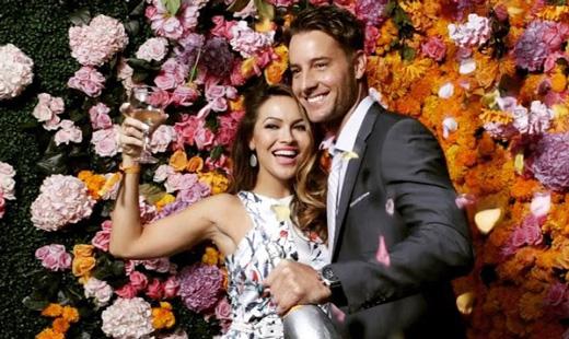 Кришелл Стаус и Джастин Хартли отметили первую годовщину свадьбы. Sth10