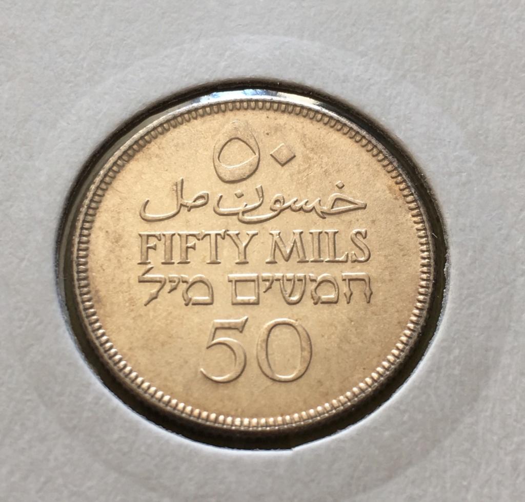 50 MILS Palestina 1927 21272410